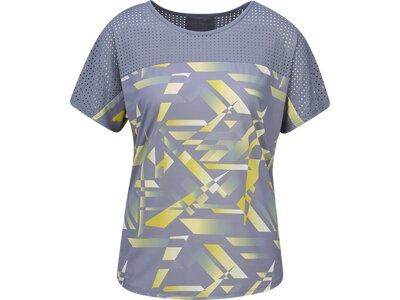 ENERGETICS Damen T-Shirt Gwyn Grün