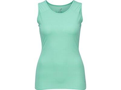 ENERGETICS Damen Tank-Shirt Elfi II Grün
