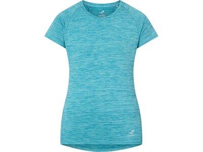 ENERGETICS Damen T-Shirt Rylinda III Blau