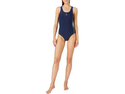 ENERGETICS Damen Schwimmanzug Rubina II Blau