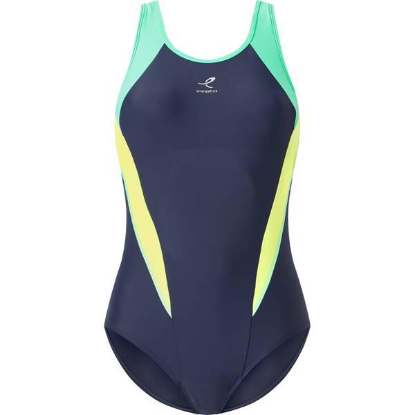 Bademode - ENERGETICS Damen Schwimmanzug Rima III › Gelb  - Onlineshop Intersport