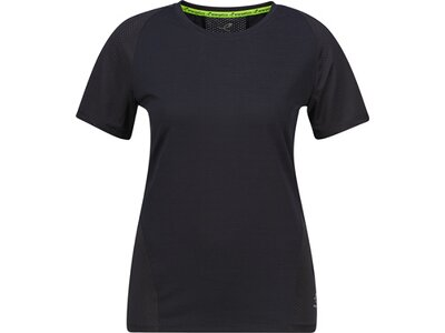 ENERGETICS Damen T-Shirt Maiva Schwarz