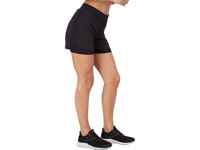 ENERGETICS Damen Shorts Bamas 5 Schwarz