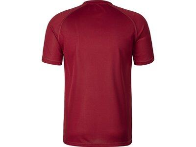 ENERGETICS Herren Shirt Herren T-Shirt Massimo V Rot
