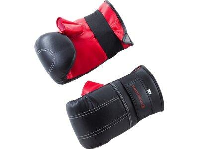 ENERGETICS Boxhandschuhe Punch-Handschuhe Schwarz