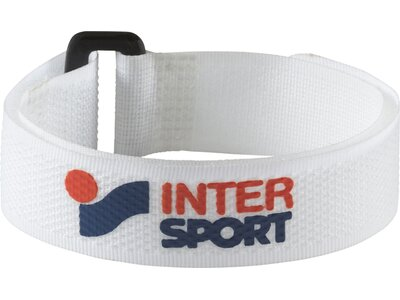 INTERSPORT SkiClip Alpine basic 20mm IS Weiß
