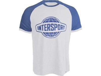 INTERSPORT Herren Shirt Anniversary Weiß