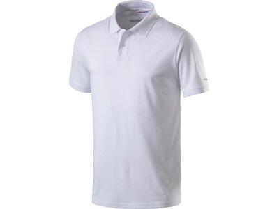 INTERSPORT Herren Polo Herren Poloshirt corporate collection Weiß