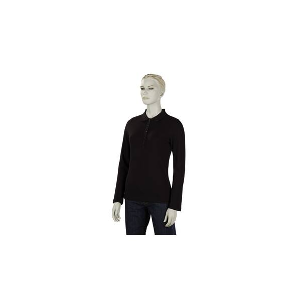 INTERSPORT Damen Polo D-Polo Longsleeve corporate collection