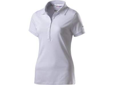 INTERSPORT Damen Polo D-Polo Corporate Collection 2 Weiß