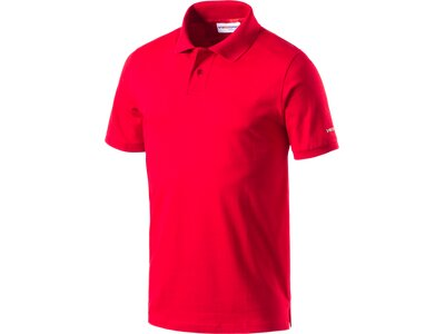 INTERSPORT Herren Polo Corporate Collection 2 Rot