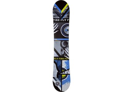 FIREFLY Snowboard Spoon PMR Schwarz