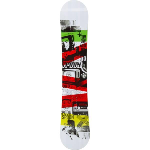 FIREFLY Snowboard Spoon PMR Weiß