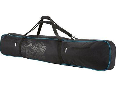 FIREFLY Snowboardtasche Schwarz