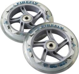 FIREFLY Scooter Scooter-Rollen 125 mm