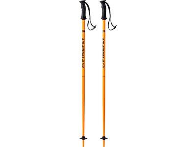 FIREFLY Kinder Alpin-Skistock Rocket Orange