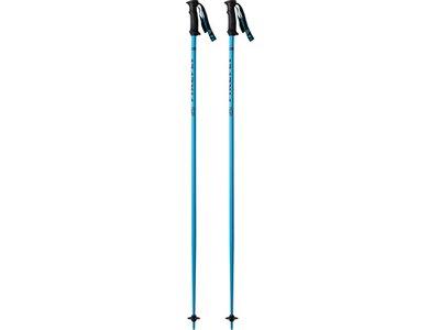 FIREFLY Herren Alpin-Skistock Skistöcke Wallrider Blau