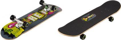 FIREFLY  Skateboard Skateb.Mr.Sunny / Firehead