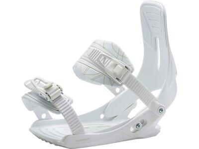 FIREFLY Herren Snowboard-Softbindung A2 SR SP Weiß