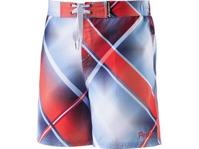 FIREFLY Kinder Badeshorts Kn-Shorts Baxtor Rot