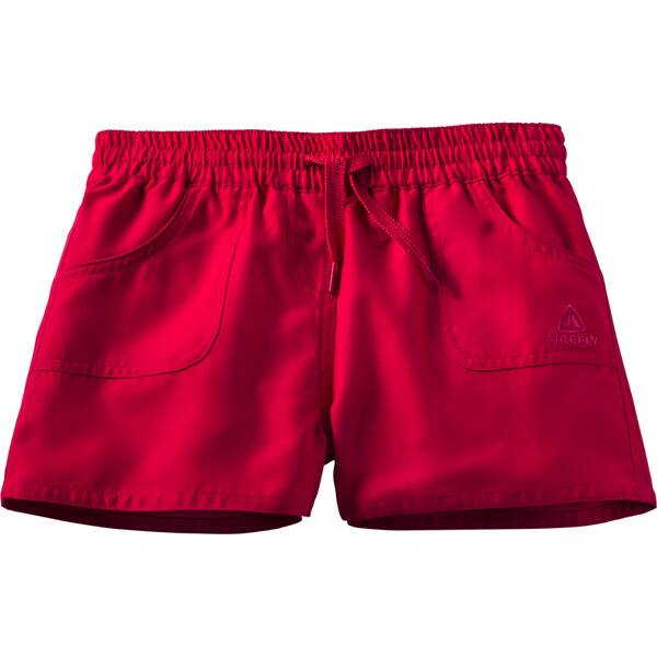 FIREFLY Kinder Badeshorts Barbie Rot