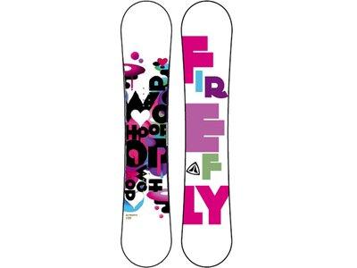 FIREFLY Kinder Snowboard Whoop PMR Weiß