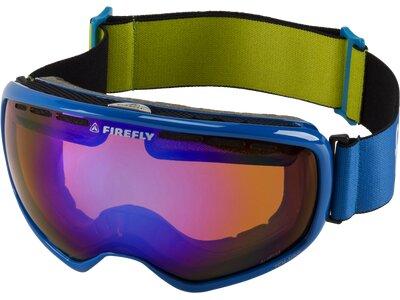 FIREFLY Skibrille Ten-Nine Blau
