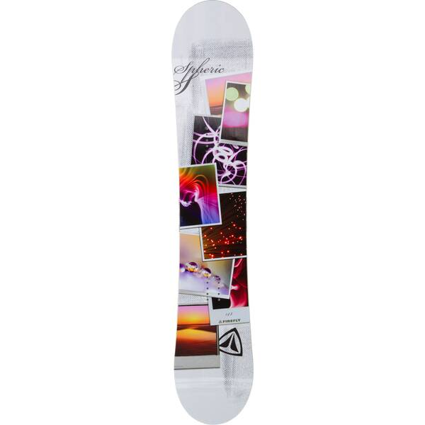 FIREFLY Snowboard Spheric