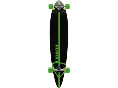 FIREFLY Longboard Surfer Schwarz