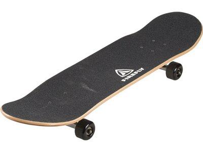 FIREFLY Skateboard Gentleman Logo Schwarz
