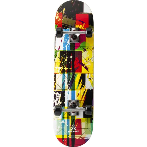 FIREFLY Skateboard Graffiti
