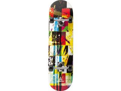 FIREFLY Skateboard Graffiti Schwarz