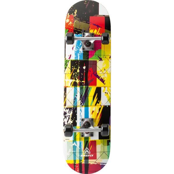 FIREFLY Skateboard Graffiti