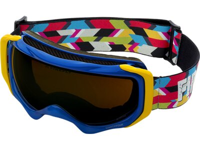 FIREFLY Kinder Brille Skibrille Eighty-Four Blau
