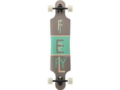 FIREFLY Longboard Freeride 2.5 Grau