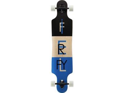 FIREFLY Longboard Freeride 3.5 Schwarz