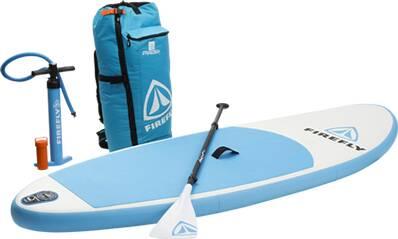 FIREFLY Surfboard Stehpaddel-Set 9'