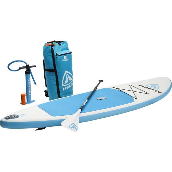 FIREFLY Surfboard Stehpaddel-Set 11'2 Blau
