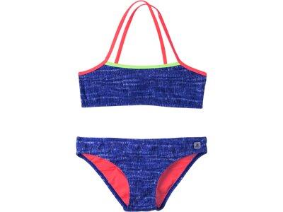 FIREFLY Kinder Bikini Daisina Blau
