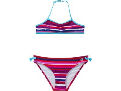 FIREFLY Kinder Bikini Dianta Rot