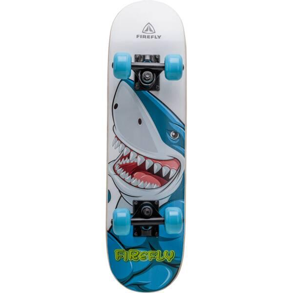 FIREFLY Kinder Skateboard SKB 100 Weiß