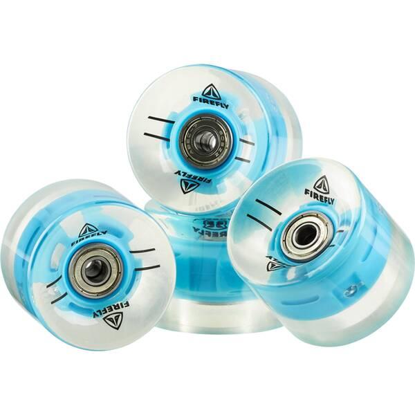 FIREFLY Skateboard LED-Skateboard-Rollen 60× 45 mm