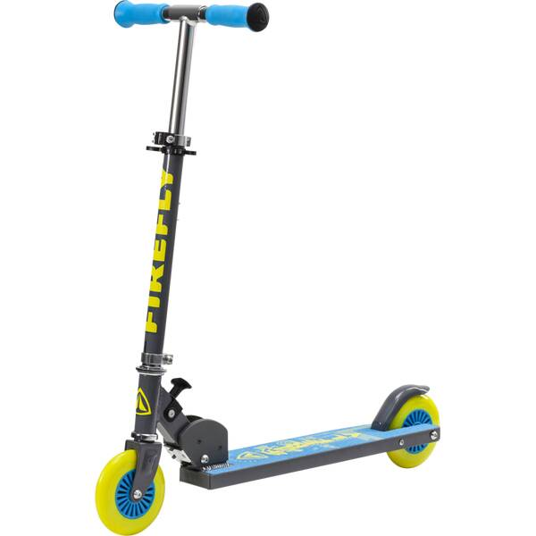 FIREFLY Scooter Kinder Scooter A 125 17 Grau