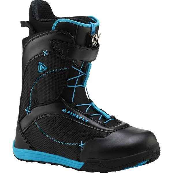 FIREFLY Herren Snowboot Snowb-Boot A 50 SL Schwarz