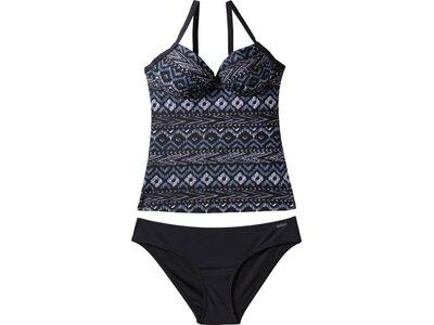FIREFLY Damen Bikini D-Tankini Tilian Schwarz