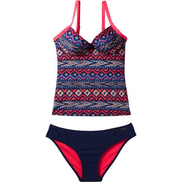 Bademode - FIREFLY Damen Bikini D Tankini Tilian › Rot  - Onlineshop Intersport