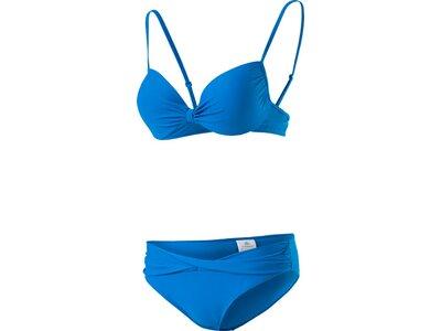 FIREFLY Damen Bikini D-Bikini Toria Blau
