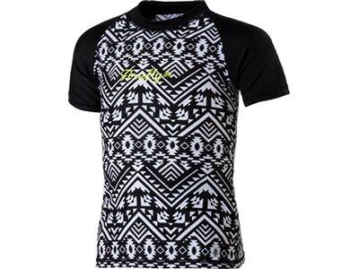 FIREFLY Kinder Shirt Mä-Shirt Trinidad Schwarz
