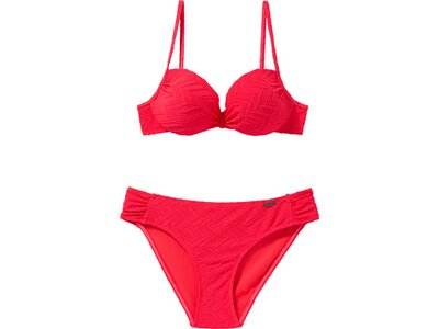 FIREFLY Damen Bikini D-Bikini Tiza Rot