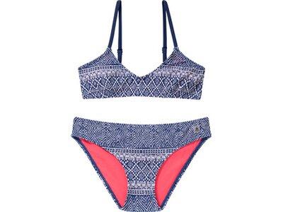 FIREFLY Kinder Bikini Mä-Bikini Tomma Blau